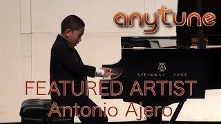 "Antonio ""Nio"" Ajero playing Frozen ""Let it Go"" - Anytune Featured Artist - Piano Cover Tutorial"