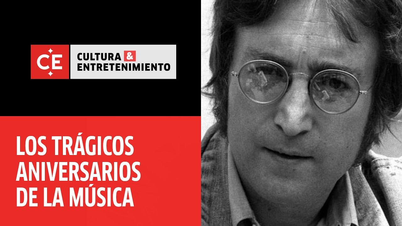 Aniversarios de tragedias musicales de 1970, 1980 y 1990