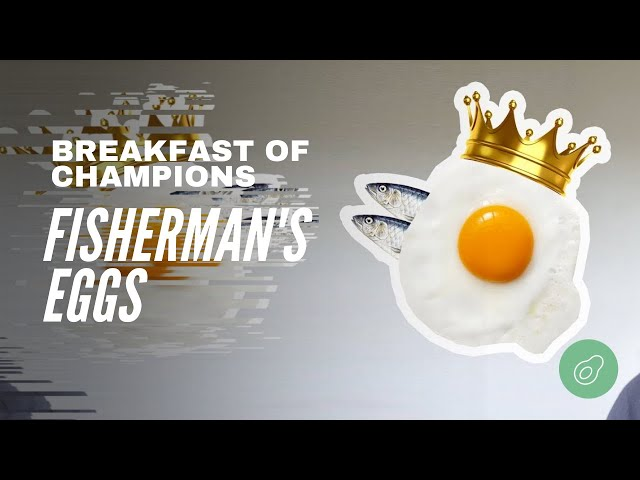 Fat Burning Breakfast: Fisherman's Eggs