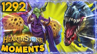 ZUL'JIN DIGGING HIS OWN GRAVE!!  | Hearthstone Daily Moments Ep.1292