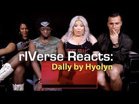 rIVerse Reacts: Dally by Hyolyn - MV Reaction
