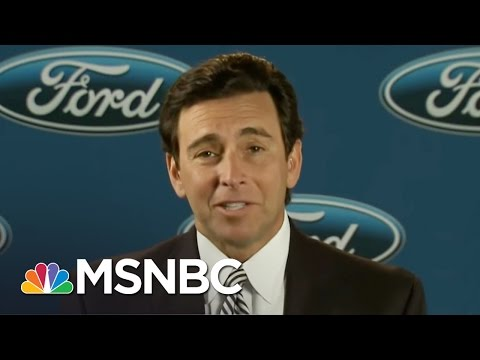 Ford CEO Mark Fields Gives