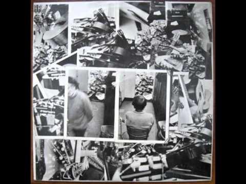 Derek Bailey – Solo Guitar (full album) 1971