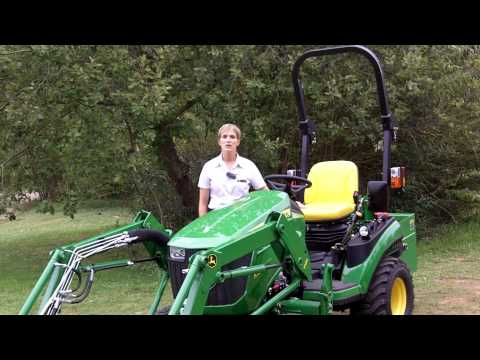 tracteur john deere occasion particulier youtube. Black Bedroom Furniture Sets. Home Design Ideas