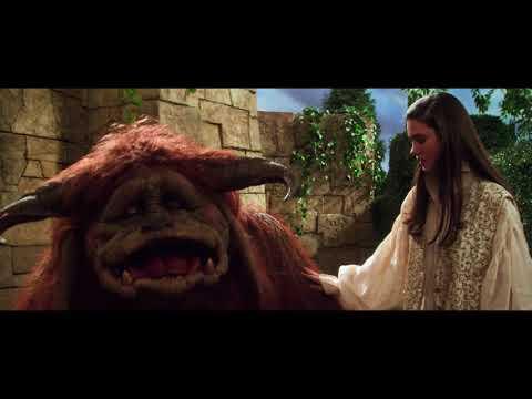 Labyrinth - Sarah Rescues Ludo Clip