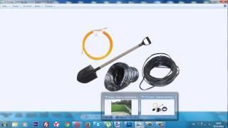 видео Прокладка провода в гофре — Сам Себе Электрик