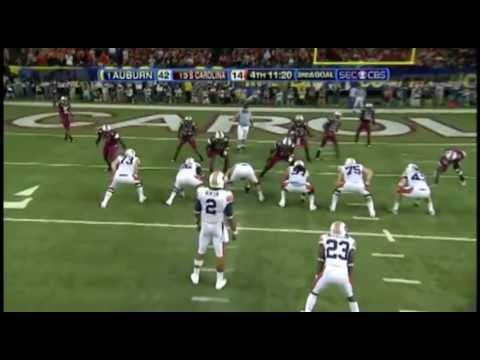 Cam Newton Highlights - SEC Championship 2010.mp4