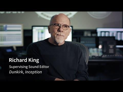 Trailer: Film Sound Design Master Class with Richard King