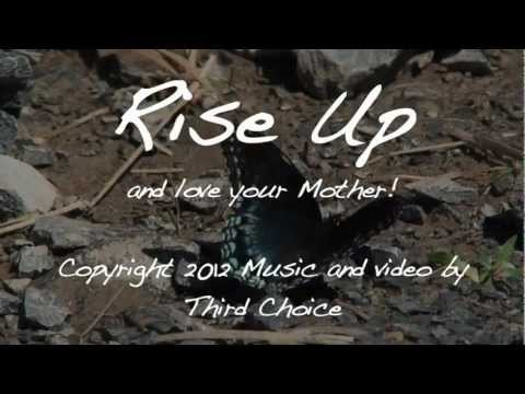 Rise Up  Activist Music for Sustainability  Musician Shane  ThirdChoices HD