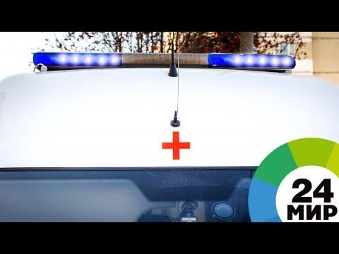 Более 10 человек пострадали в аварии с микроавтобусом и «КамАЗом» в Челябинске