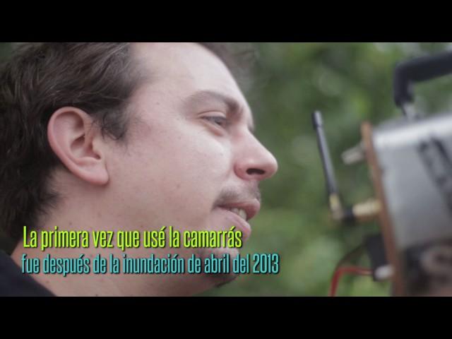 Pequeñas Cosas: Andrés Vazquez#camarrás