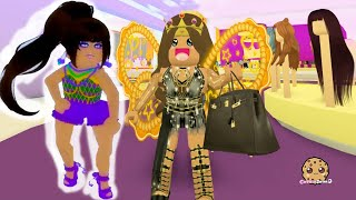 Fashion Famous and Royale High Roblox Online Random Roleplay Story Video