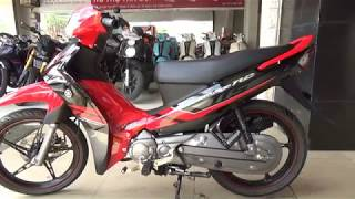 Video Yamaha Sirius Fi | 115 Red and Black and Red color download MP3, 3GP, MP4, WEBM, AVI, FLV September 2018