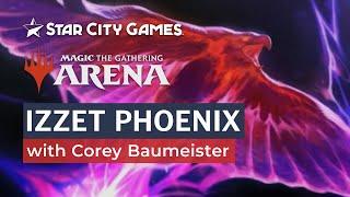 Izzet Phoenix with Corey Baumeister | MTG Arena | Round 2