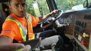 How to Drive a 10 speed manual transmission truck. Part 2 - SHIFTING WITH NO CLUTCH!