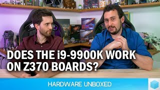 September 2018 Q&A [Part 1] Does The i9-9900K Work on Z370? Our Thoughts on RX 680 Rumors