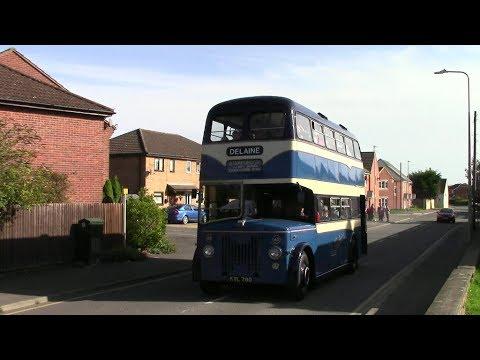Delaine Heritage Trust Bus Running Day 2017