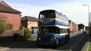 Delaine Heritage Trust Bus Running Day 2017