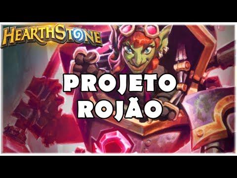 HEARTHSTONE - PROJETO ROJÃO! (STANDARD OMEGA WARLOCK)