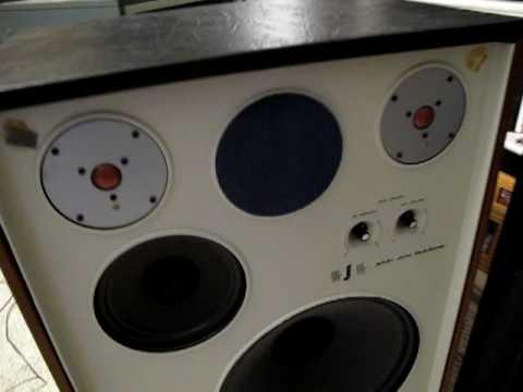 Jensen floor speakers model 15 stereo 4 way system ebay for 15 floor speakers