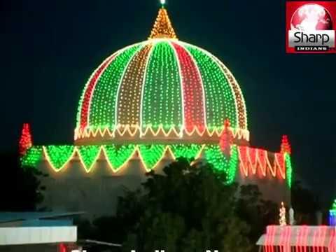 613th Urs e Shareef of Hazrath Khaja Banda Nawaz { RH } at Gulbarga 2017.