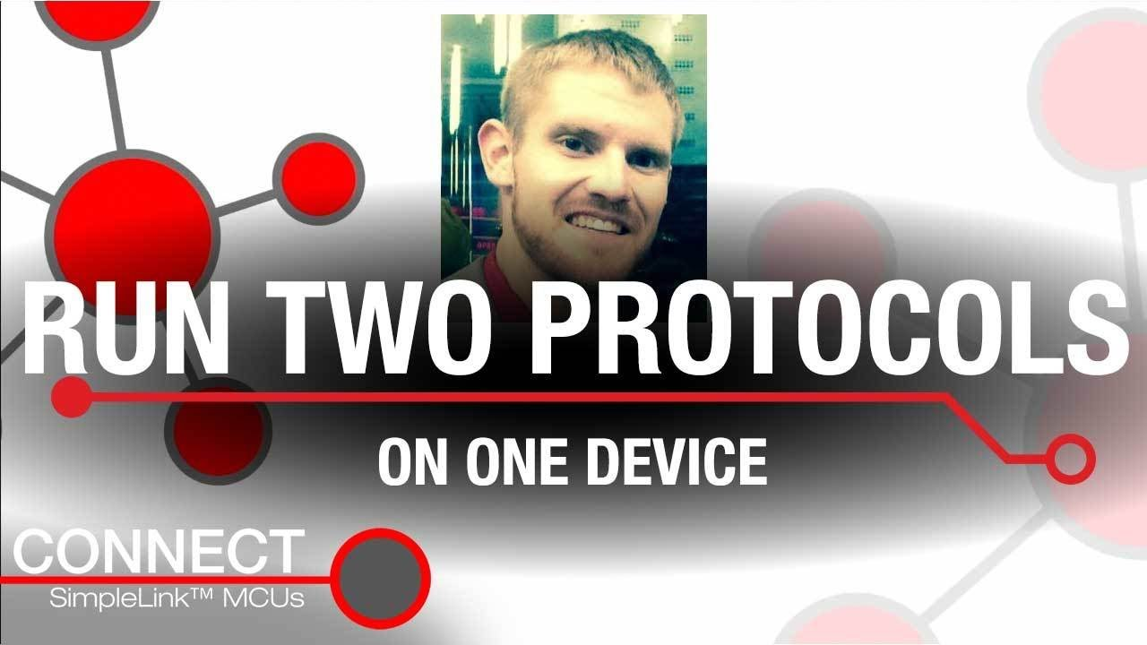 Connect: Learn to run two wireless protocols concurrently with one device webinar