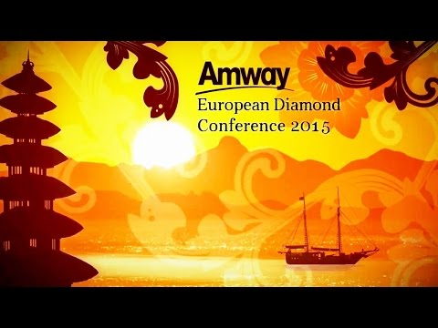 Amway - European Diamond Conference, Bali 2015