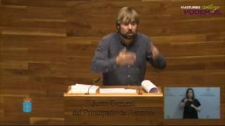 La música se ha convertido en objeto de persecución en Asturies