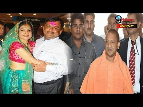 मालिनी अवस्थी के पति बने CM योगी के प्रधान सचिव  Malini husband became CM Yogi Principal Secretary