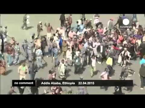 Ethiopia: Police Forcefully Disperse Protests