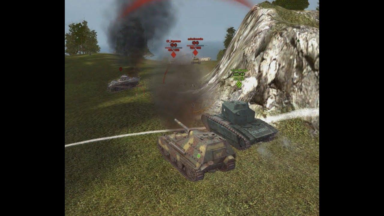Useless tank