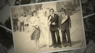 Рубиновая свадьба - 40 лет, 40 лет семейной жизни. Моим родителям посвящается...
