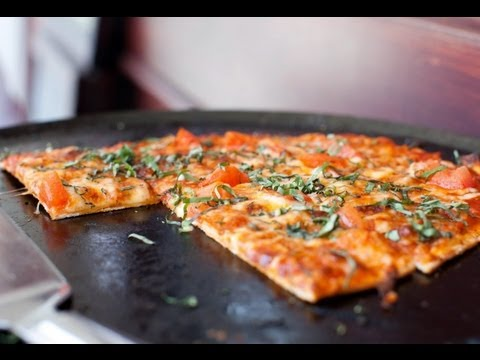 Secret to Perfect Pizza with Chef J Harley