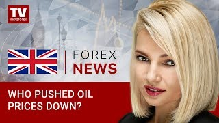 InstaForex tv news: Who pushed oil prices down?   (21.09.2018)