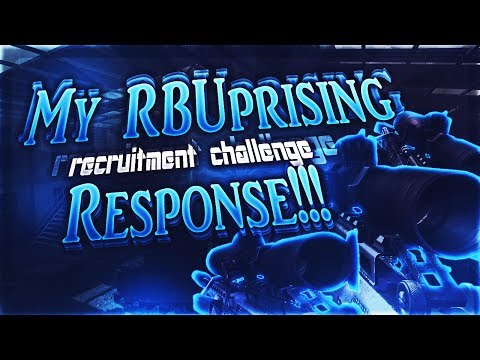 #RBUprisingRC - My Response! (WON!) @RB_iChris @RB_Hopeful @RBMercys (RB Dios?)
