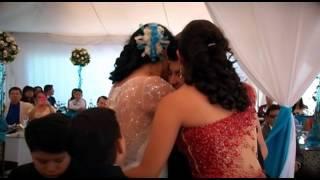 SE CASA Y HABLA GERARDO MORAN. Video (LINDA ESPOSA)