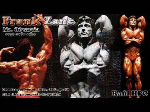 Frank Zane Tribute HD Mr. Olympia 1977-1978-1979