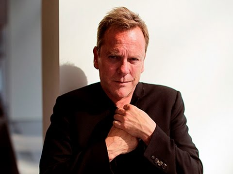 Kiefer Sutherland Out of His Comfort Zone