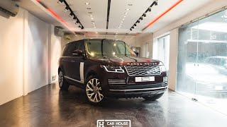 Range Rover Autobiography Review