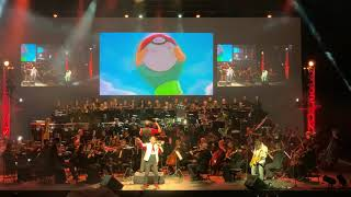 Games Live 2019 (Doha - Qatar) Pokémon Theme Song (JASON PAIGE!)