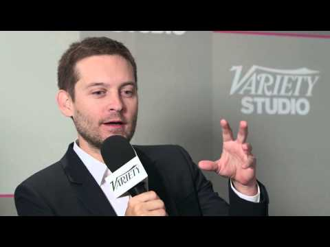 'Pawn Sacrifice'   Tobey Maguire and Ed Zwick