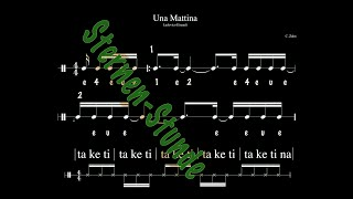 Una Mattina   Music-Theory   L.Einaudi