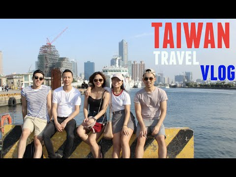 Asia 2017: Taiwan Travel Vlog 🇹🇼