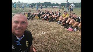 CZ-20 Międzynarodowy Turniej Wrocław Trophy-Gutek z N-FC Yellow-Rozpoczynamy dzień Trzeci