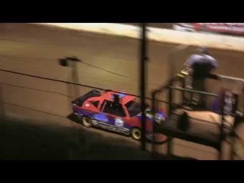 Laurens County Speedway June 22, 2019 Young Guns