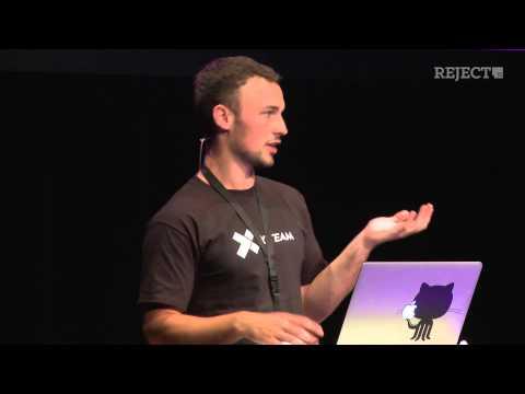 Kamil Ogórek – Ampersand.js – Minimalistic Approach To Not So Minimalistic Problems [Reject.JS 2014]