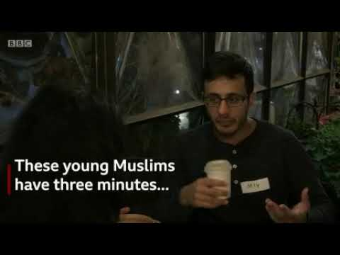 Muslim Speed Dating: Three Minutes To Find A Soulmate Who Shares Your Faith