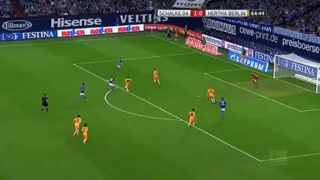 Schalke Vs Hertha
