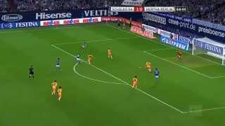Video Gol Pertandingan Schalke 04 vs Hertha Berlin