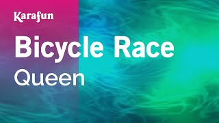 Karaoke Bicycle Race - Queen *